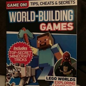Game on- world building guide Tips- tricks-secrets